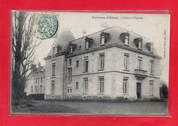 28-CPA ILLIERS - CHATEAU D'EGUILLY - Illiers-Combray