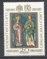 Liechtenstein. 1979. Tema Religión, Arte. - Cristianismo