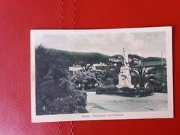 Massa - Monumento A G. Garibaldi - Massa