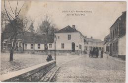 62 Frevent  Rue De Saint Pol - France