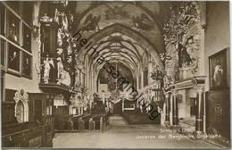 Schleiz - Bergkirche - Orgelseite - Foto-AK - Verlag Trinks & Co Leipzig - Kirchen U. Kathedralen