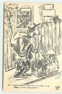 Satirique - Clemenceau - Qui Ne Sait Ce Que C'est ... Le Nom S'est Perdu - Satiriques