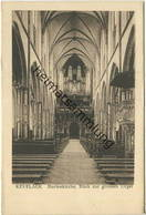 Kevelaer - Marienkirche - Orgel - Verlag J. Krapohl M.-Gladbach - Kirchen U. Kathedralen
