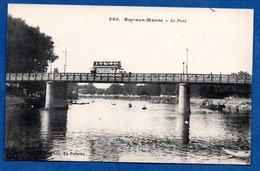 Bry Sur Marne  -  Le Pont - Bry Sur Marne