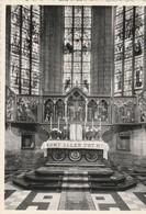Asse , St Martinuskerk : Hoofdaltaar - Asse