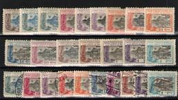 Guinea Española Nº 167/77. Año 1924 - Guinée Espagnole