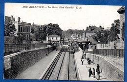 Bellevue  -- La Gare - France
