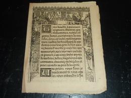 Publicité De REVELLAT Jean-pierre Ingénieur Fait Gravure Imprimerie Artistique & Dessins Art Nouveau & Ancien - RARE(AD) - Autres