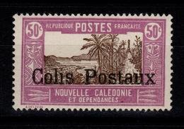 Nouvelle Calédonie - Colis Postaux YV 4 N* - Sonstige