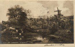 SALON 1904 - H BONNEFOY  LA FAVORITE - Musées