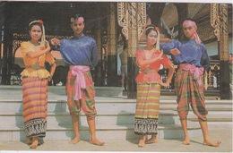 ASIE - THAILANDE - THE PEN  DANSE -  BANGKOK - Thaïlande