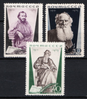 Russia 1935 Unif. 577/79 */MH VF/F - 1923-1991 URSS