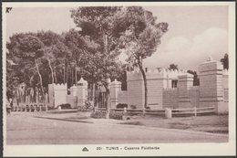 Caserne Faidherbe, Tunis, C.1930 - Younès CPA - Tunisia