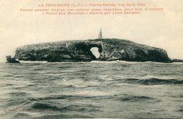 44 - Le POULIGUEN - Pierre Percée, Vue De La Côte - Le Pouliguen