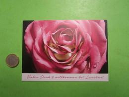 LANCOME -  Carte Parfumée - Perfume Cards
