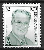 BELGIQUE     -  2000.   Y&T N° 2928 *. - Unused Stamps