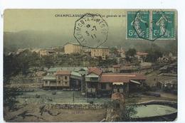 Cpa - Dpt  - Gard  -  Champclauson               -        (  Selection  )   Rare  1911 - France