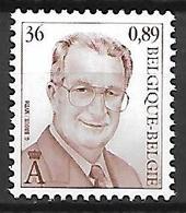BELGIQUE     -  2000.   Y&T N° 2962 *. - Unused Stamps
