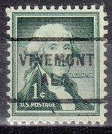USA Precancel Vorausentwertung Preo, Locals Alabama, Vinemont 712 - Etats-Unis