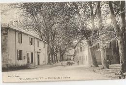 34 Villeneuvette, Entrée De L'usine (94) - Frankreich