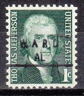 USA Precancel Vorausentwertung Preo, Locals Alabama, Ward 840 - Vereinigte Staaten