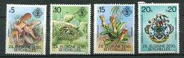 Seychelles ** N° 44 à 47 - Faune Marine - Seychelles (1976-...)