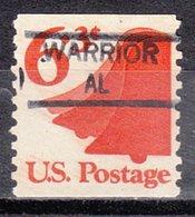 USA Precancel Vorausentwertung Preo, Locals Alabama, Warrior 835,5 - Vereinigte Staaten