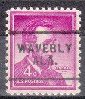 USA Precancel Vorausentwertung Preo, Locals Alabama, Waverly 703 - Vereinigte Staaten