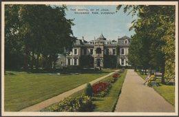 The Hostel Of St John, Saumarez Park, Guernsey, C.1950 - Norman Grut Postcard - Guernsey