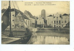 Mechelen Malines Quai Aux Avoines - Malines