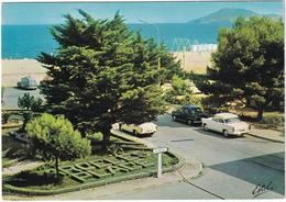 Argeles S/Mer: SIMCA ARIANE, ARONDE, ARONDE 1300 - Le Rond-Point - Plage - Toerisme