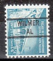 USA Precancel Vorausentwertung Preo, Locals Alabama, Wilmer 841 - Etats-Unis