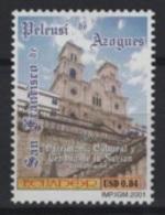 Ecuador (2001) Yv. 1564  /  Heritage - Church - Eglise - St. Francisco - Kerken En Kathedralen
