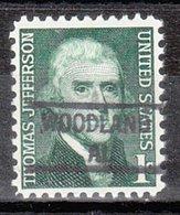 USA Precancel Vorausentwertung Preo, Locals Alabama, Woodland 841 - Vereinigte Staaten