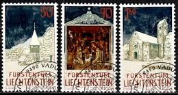Liechtenstein  Mi. Nr. 1050-1052  Gestempelt (5370) - Liechtenstein