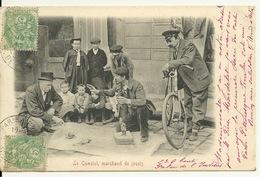 MARCHAND AMBULAND / LE CAMELOT - MARCHAND DE JOUETS - Marchands Ambulants
