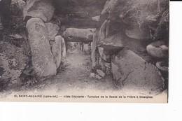 SAINT NAZAIRE TUMULUS DE LA BOSSE DE LA PRIERE A DISSIGNAC - Saint Nazaire