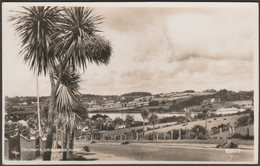 Dracaena Avenue, Falmouth, Cornwall, C.1950s - Photochrom RP Postcard - Falmouth