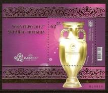 Oekraine Ukraine 2012 Yvertn° Bloc 83 *** MNH Cote 137,00 Euro Sport Football Voetbal - Ukraine