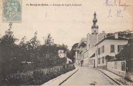 92 BOURG-la-REINE  Avenue Du Lycée Lakanal - Bourg La Reine