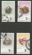 Thailand - 1990 Minerals Used   Sc 1345-8 - Thailand