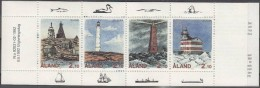 Aland 1992 Yvertn° C57  N° 57-60 *** MNH Cote 22 Euro Phares Vuurtorens - Aland