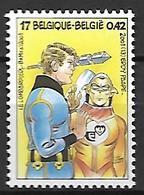 BELGIQUE     -  2001.   Y&T N° 3005 *.   BD  /  Luc Orient, D' Eddy Paape. - België