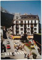 Chamonix-Mont-Blanc: RENAULT 18, 14, 5 - Cheval & Carosse - Rue Jules Vallot - Les Alpes - Toerisme