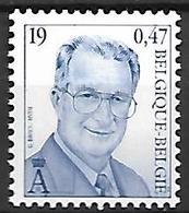 BELGIQUE     -  2000.   Y&T N° 2884 *. - Unused Stamps