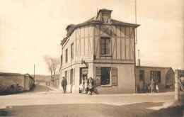 Incarville (Eure) - Série De 6 Cartes Arlix Non Circulées: Eglise, Mairie, Epicerie, Manoir D'Epreville... - Altri Comuni
