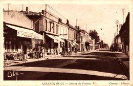 9219-2018     LALANDE   AVENUE DE FRONTON - Autres Communes