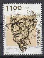 NOORWEGEN - Michel -  2002 - Nr 1438 - Gest/Obl/Us - Norvège