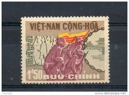 Vietnam Du Sud. Unir Et Préparer L'invasion Du Nord - Viêt-Nam