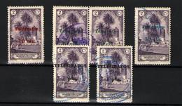 Marruecos Español (Telégrafos) Nº 35/29. Años 1936 - Maroc Espagnol